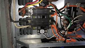 Rheem Heat Pump - No Control Power