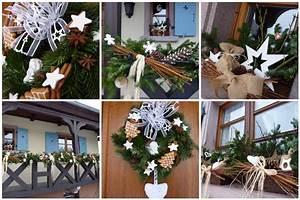 Decoration De Noel Pour Fenetre A Faire Soi Meme : les tendances decoration exterieur noel ~ Melissatoandfro.com Idées de Décoration