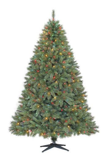 28 menards artificial slim christmas tree balsam