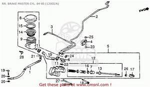 Honda Gl1200i Goldwing Interstate 1985  F  Usa California