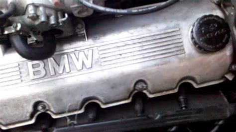bmw e30 320i 1986 m20 engine strange noise