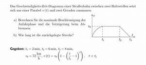 Geschwindigkeit Berechnen Mathe : geschwindigkeit in abh ngigkeit der zeit maximale beschleunigung nanolounge ~ Themetempest.com Abrechnung