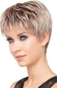 coupe de cheveux courts modele de coupe de cheveux court femme 2017