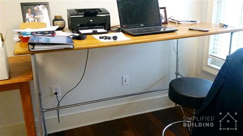 tarrant county bond desk stand up computer desk