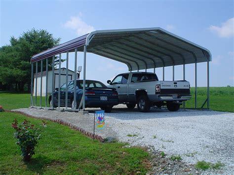 metal carports double wide metal carport   vehicles