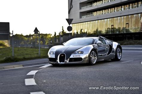 Bugatti Veyron Spotted In Meuspath, Germany On 09/16/2012