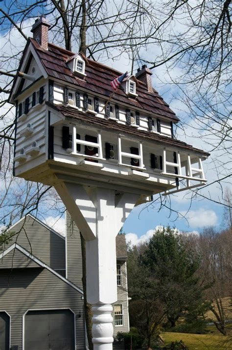 large bird houses woodworking projects plans