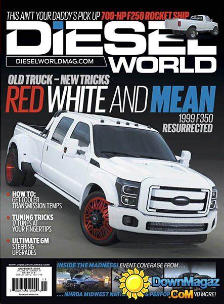 Kaos Fitness World Graphic 3 diesel world november 2016 187 pdf magazines