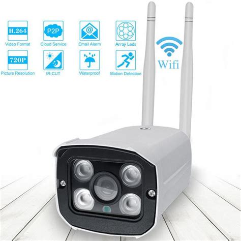 85.00 EUR 1080P HD Bezvadu WIFI IP kamera āra apstākļiem ...
