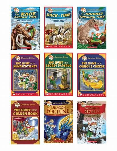 Stilton Geronimo Books Order Donkeytime