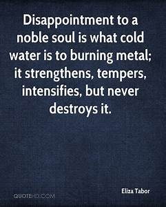 Eliza Tabor Quo... Burning Soul Quotes