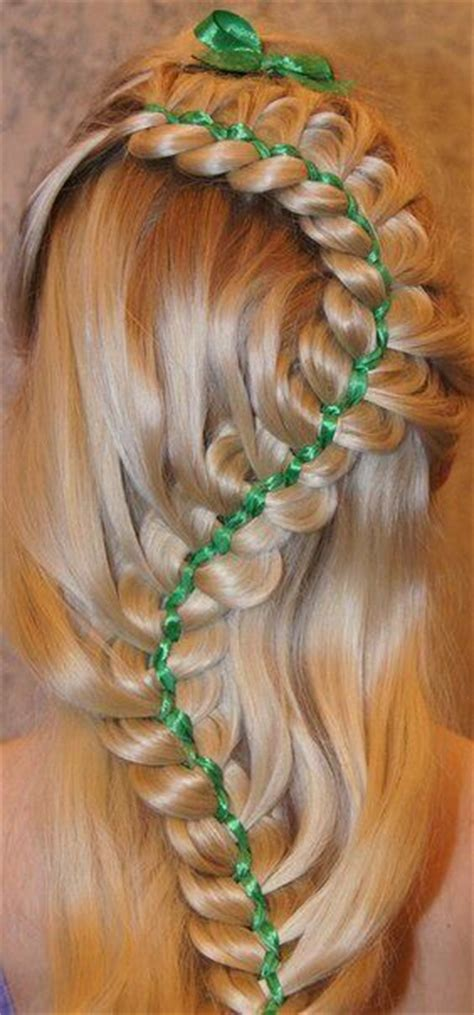 st patricks day hairstyles  girlshue