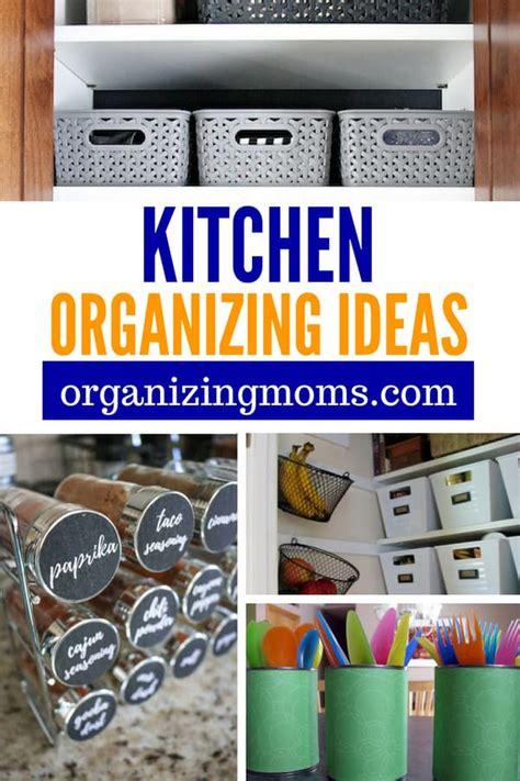Kitchen Ideas Organizing by 10 Clever Kitchen Organization And Storage Ideas