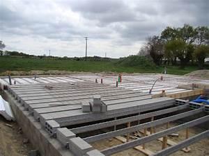 terrasse hauteur beton cr u00e9ation d u002639un With terrasse sur vide sanitaire
