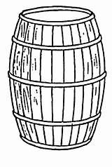 Fass Barril Colorear Colorir Dibujos Barriles Botte Desenho Barrel Coloring Disegno Malvorlage Imprimir Malvorlagen Misti Colorare Diverse Ausmalen Tudodesenhos Aprender sketch template