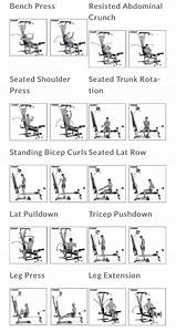 Leg Workouts  Bowflex Xtl Leg Workouts