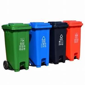 China, 100l, 120l, 240l, Foot-pedal, Garbage, Bin, Outdoor, Foot, Operated, Waste, Bins