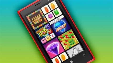 Candy Crush Saga Updated For Windows Phone Devices