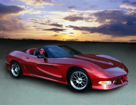 2000 Avelate Corvette C5 Roadster History, Pictures, Value