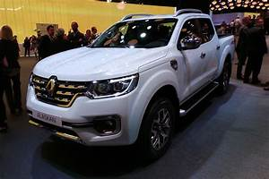 4x4 Renault Pick Up : new renault alaskan pick up revealed official pictures auto express ~ Maxctalentgroup.com Avis de Voitures