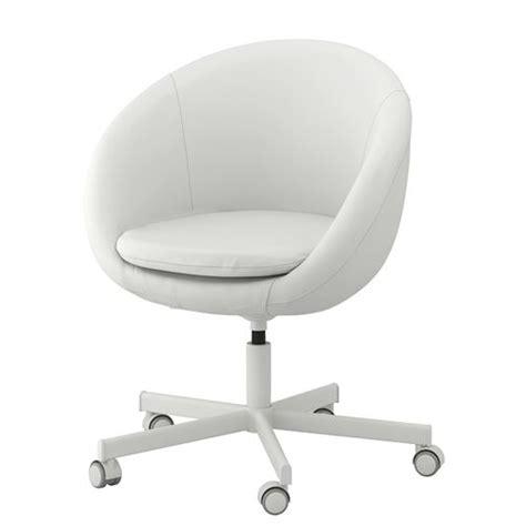 Stuhl Ikea Weiß by Skruvsta Swivel Chair Ysane White Ikea Home Office