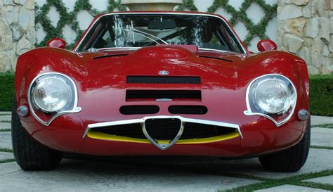 Alfa Romeo Tz by Alfa Romeo Tz Currently A Tz2 For Sale Cars