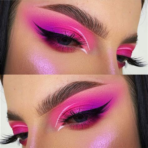 sexy pink rose gold eye makeup  ideas     latest fashion trends  woman