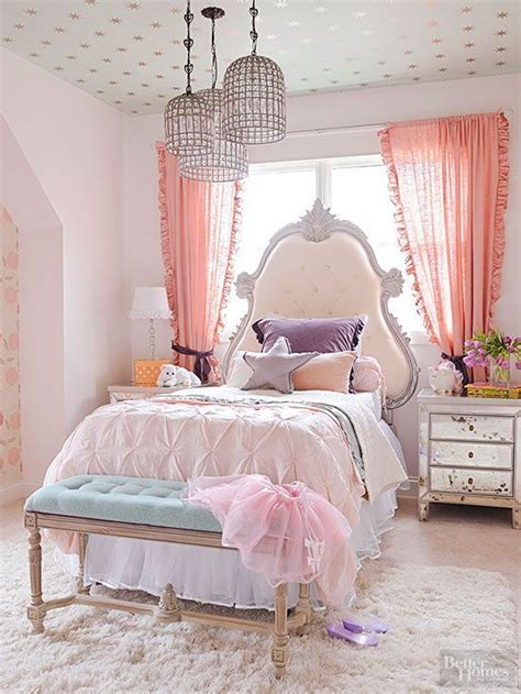 ideas  young girls bedrooms  pinterest
