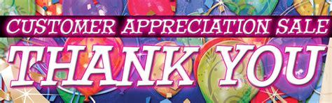 customer appreciation sale  dave smith blog