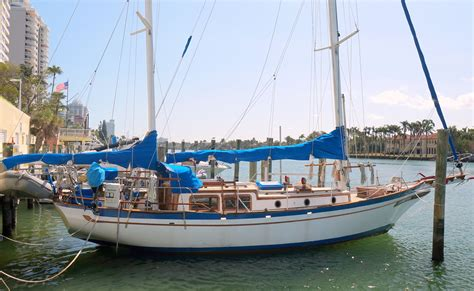 Boat Dealers Ta Fl 1977 ta chiao ct 41 sail new and used boats for sale