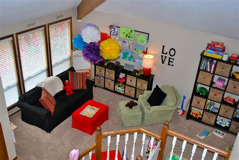 Living Room Playroom : Our Living-room-turned-play-room-sometimes-guest-room