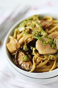 Chicken Lo Mein - Table for Two