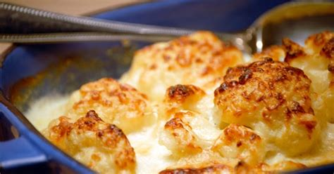 The Obsessive Chef Cauliflower Gratin With Gratin Tude To