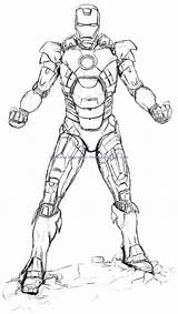 Iron Coloring Man Pages Drawing Lego Avengers War Ironman Printable Suits Spiderman Infinity Pencil Sketch Animated Marvel Print Captain America sketch template