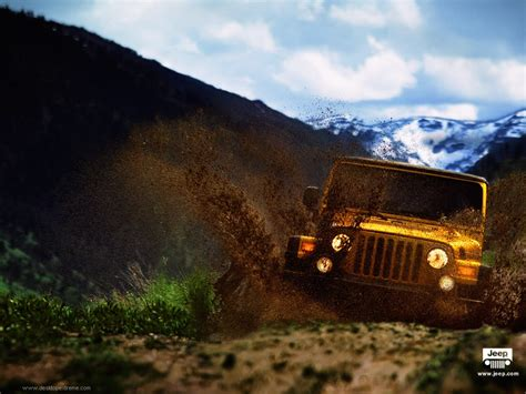 Jeep Wrangler Screensaver, Jeep Wallpaper And Screensavers