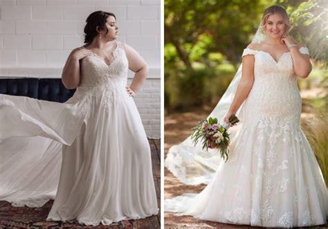 Wedding Dresses Plus Size : The Best Bridal Salons For Plus-size Wedding Dresses In