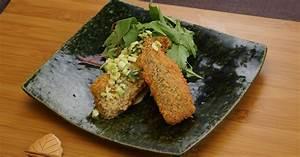 Fried Breaded Aji Horse Mackerel