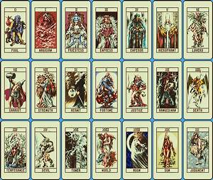 Tarot and the Major Arcana in Video Games | Games I Made ...