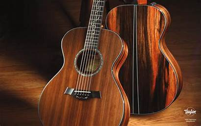 Guitar Taylor Guitars Wallpapers Acoustic Desktop Musicon