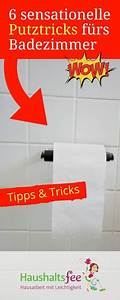 Badezimmer Fugen Reinigen : sensationelle putztricks f rs badezimmer cleaning pinterest haushalt fliesen reinigen und ~ Orissabook.com Haus und Dekorationen
