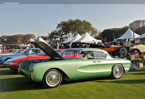 Chevy Concept Car by 1955 Chevrolet Biscayne Xp 37 Conceptcarz