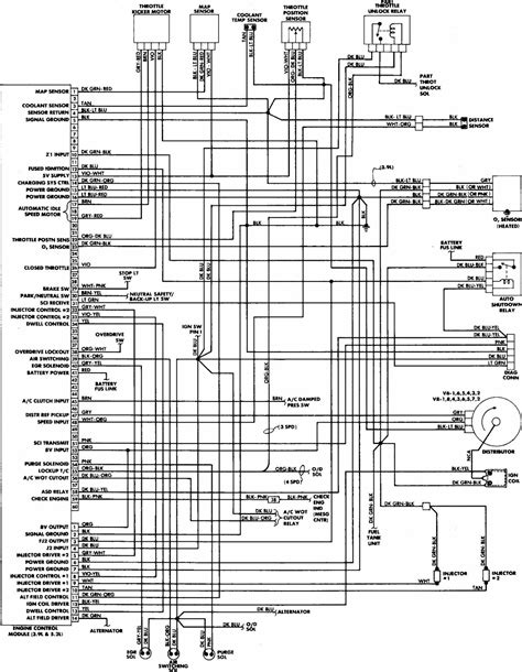 International 4300 Wiring Diagram Backup Light by Dodge W100 1988 Engine Wiring Diagram All About