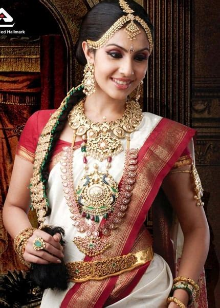 elegant   south indian brides indian beauty tips