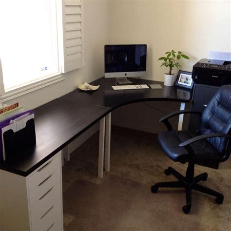 Corner Bedroom Bureau by Home Office Ikea Desk Home Office In 2019