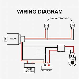 Wiring Diagram Led Light Bar