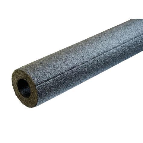 tubolit 1 5 8 in x 1 2 in polyethylene foam semi split