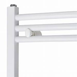 Vidaxlcouk bathroom radiator central heating towel for Central heating towel rails bathrooms