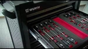 Servante A Roulette : servante d 39 atelier 7 tiroirs w rth youtube ~ Melissatoandfro.com Idées de Décoration