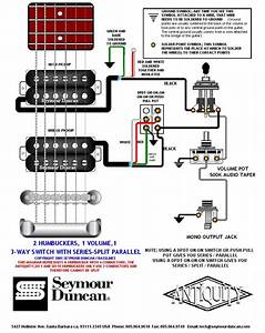 Humbucker Wiring Diagrams 2 Vol 1 Tone Tele Wiring