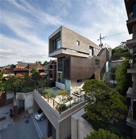modern house in korea contemporary h house bachelor pad in south korea hiconsumption